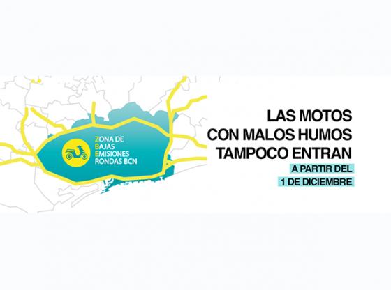 restricciones motos barcelona